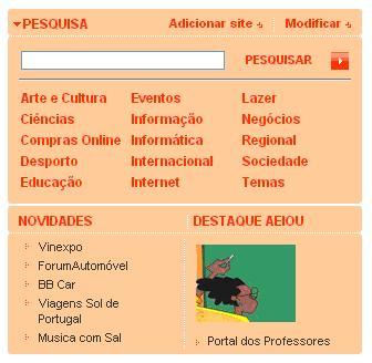 Clique AQUI para visitar a página completa AEIOU